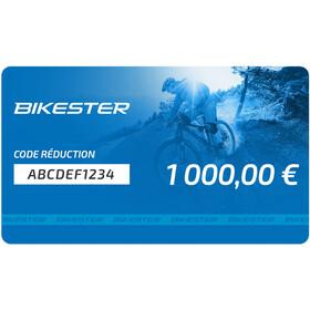 Bikester Chèques Cadeaux, 1000 €